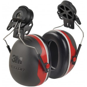 3M Peltor gehoorkap X3P3 met helmbevestiging SNR 32 dB(A) (PEX3P3E)