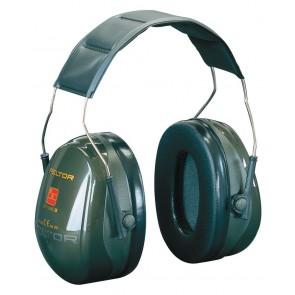 3M Peltor Optime II gehoorkap met hoofdband SNR 31 dB(A) (H520A-407-GQ)