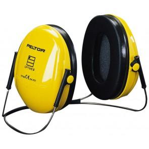 3M Peltor gehoorkap Optime I met nekbeugel SNR 26 dB(A) (H510B-403-GU)