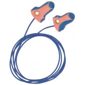 Howard Leight oordop Laser Trak detectable met koordje à 100 paar (3301167)
