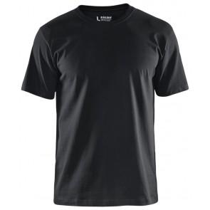 Blåkläder 3300-1030 T-shirt Zwart