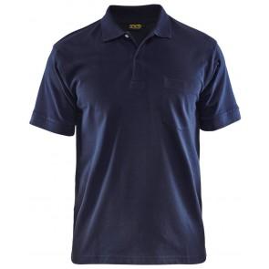 Blåkläder 3305-1035 Piqué Polo Marineblauw