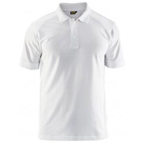 Blåkläder 3324-1050 Poloshirt Piqué Wit