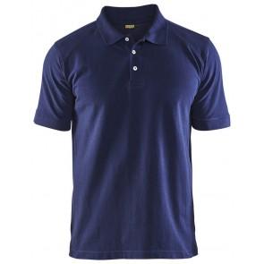 Blåkläder 3324-1050 Piqué Polo Marineblauw