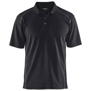 Blåkläder 3326-1051 Pique met UV-bescherming Zwart