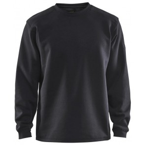Blåkläder 3335-1157 Sweatshirt Zwart
