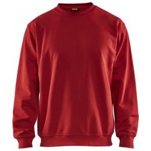 Blåkläder 3340-1158 Sweatshirt Rood