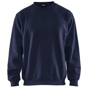 Blåkläder 3340-1158 Sweatshirt Marineblauw