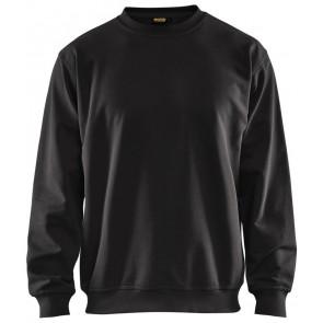Blåkläder 3340-1158 Sweatshirt Zwart