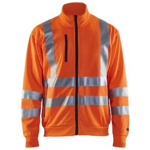 Blåkläder 3358-1974 Sweatshirt High Vis Oranje