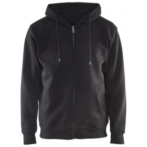 Blåkläder 3366-1048 Hooded Sweatshirt Zwart
