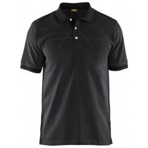 Blåkläder 3389-1050 Poloshirt Zwart/Grijs