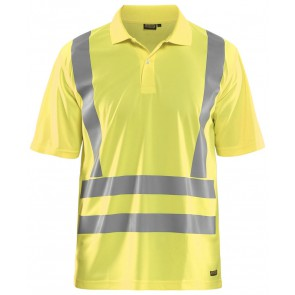 Blåkläder 3391-1011 Poloshirt High Vis Geel