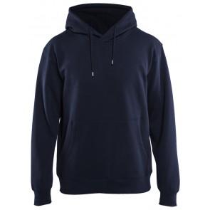 Blåkläder 3396-1048 Hooded Sweatshirt Marineblauw