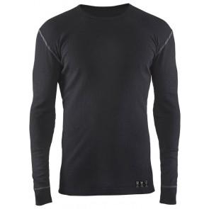 Blåkläder 3498-1725 Onderhemd Vlamvertragend SAFE Zwart