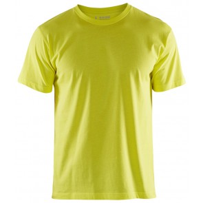 Blåkläder 3525-1042 T-shirt Geel