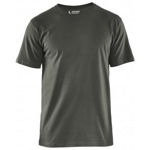 Blåkläder 3525-1042 T-shirt Army Groen