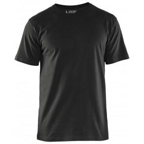 Blåkläder 3525-1042 T-shirt Zwart