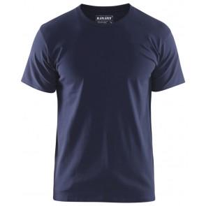 Blåkläder 3533-1029 T-shirt slim fit Marineblauw