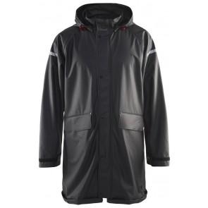 Blåkläder 4301-2000 Regenjas Zwart