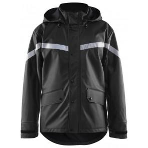 Blåkläder 4305-2003 Regenjas Zwart