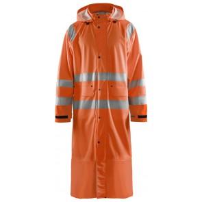 Blåkläder 4325-2000 Regenjas High Vis Oranje