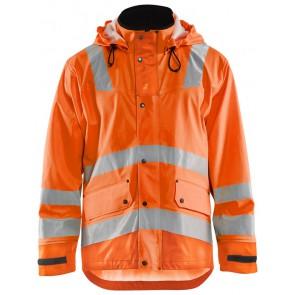 Blåkläder 4327-2005 Regenjas High Vis Level 3 Oranje