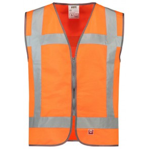 Tricorp 453017 Veiligheidsvest RWS Vlamvertragend Fluor Oranje