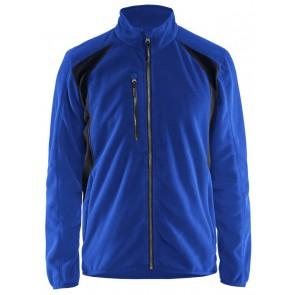 Blåkläder 4730-2510 Fleecejack Korenblauw/Zwart