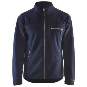 Blåkläder 4830-2510 Fleecevest Marineblauw