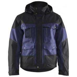 Blåkläder 4886-1977 Winterjas Marineblauw/Zwart