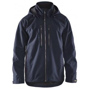 Blåkläder 4890-1977 Lichtgewicht functionele jas Donker marineblauw/Zwart