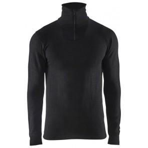 Blåkläder 4894-1706 X warm Onderhemd Zwart