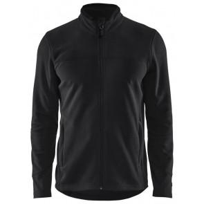 Blåkläder 4895-1010 Microfleecevest Zwart