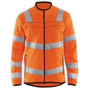 Blåkläder 4941-1010 Microfleecevest High Vis Oranje