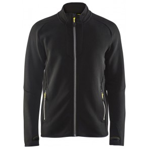 Blåkläder 4998-2532 Fleecejack Zwart