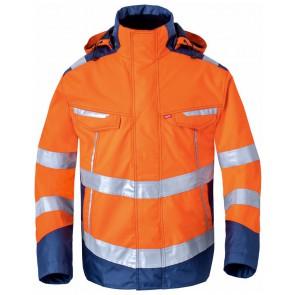Havep 50217 Parka Fluo Oranje/Marine
