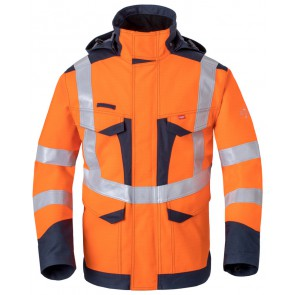 Havep 50248 Parka Fluo Oranje/Marine