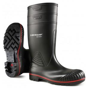 Dunlop Acifort Heavy Duty Full Safety veiligheidslaars S5 zwart (A442031)