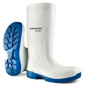 Dunlop FoodPro Purofort MultiGrip Safety veilgheidslaars S4 wit (CA61131)