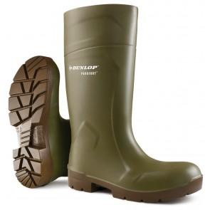 Dunlop FoodPro Purofort MultiGrip Safety veilgheidslaars S4 groen (CA61831)