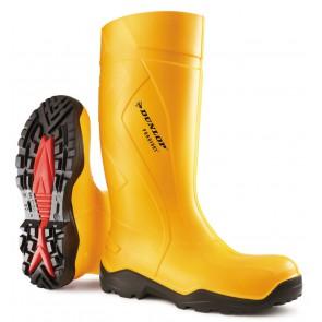 Dunlop Purofort+ Full Safety veiligheidslaars S5 geel (C762241)
