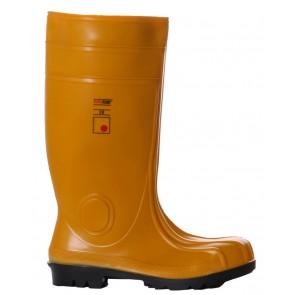 Eurofort veiligheidslaars bouwlaars S5 geel