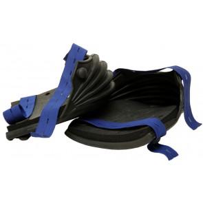Kniebeschermer Harmonica 100% rubber lang model