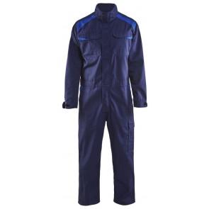 Blåkläder 6054-1800 Overall Industrie Marineblauw/Korenblauw
