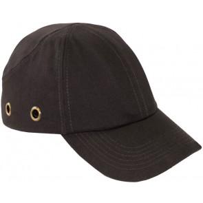 M-Safe verharde Baseball Cap 3021 zwart