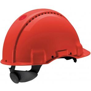 3M Peltor G3000NUV veiligheidshelm rood