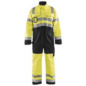 Blåkläder 6373-1804 Overall High Vis Geel/Zwart