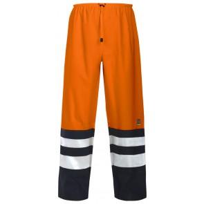 Projob 6504 Regenbroek Reflectie Oranje/Grijs