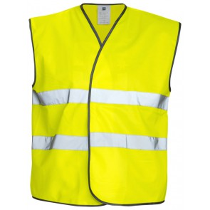 Projob 6703 Veiligheidshesje Klasse 2 Geel
